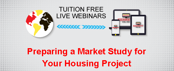 Preparing a Market Study for Your Housing Project