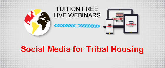 Social Media for Tribal Housing