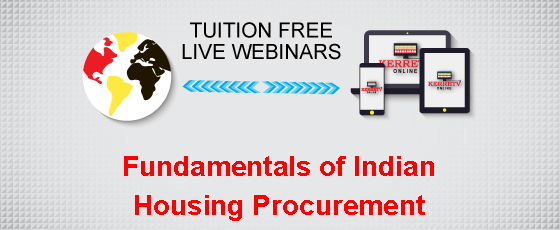 Fundamentals of Indian Housing Procurement