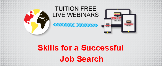 Skills for a Successful Job Search