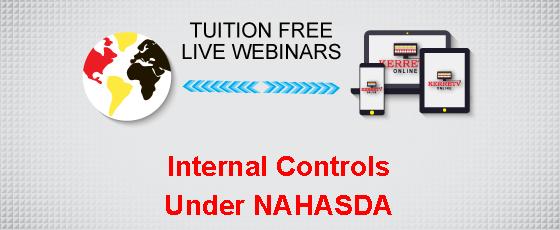Internal Controls Under NAHASDA