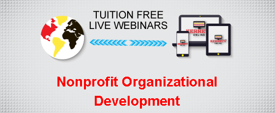Nonprofit Organizational Development